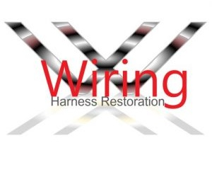 Wiring Harness Restoration Custom Logo